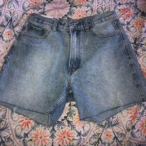 Brandy Melville Slim High Waisted Shorts